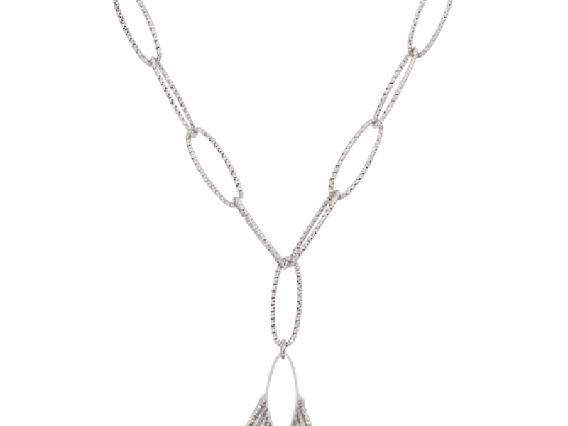 Utopian Links Fantasy Necklace by Frederic Duclos