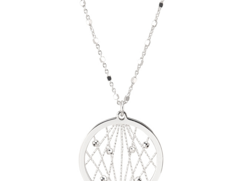Milky Way Necklace by Frederic Duclos